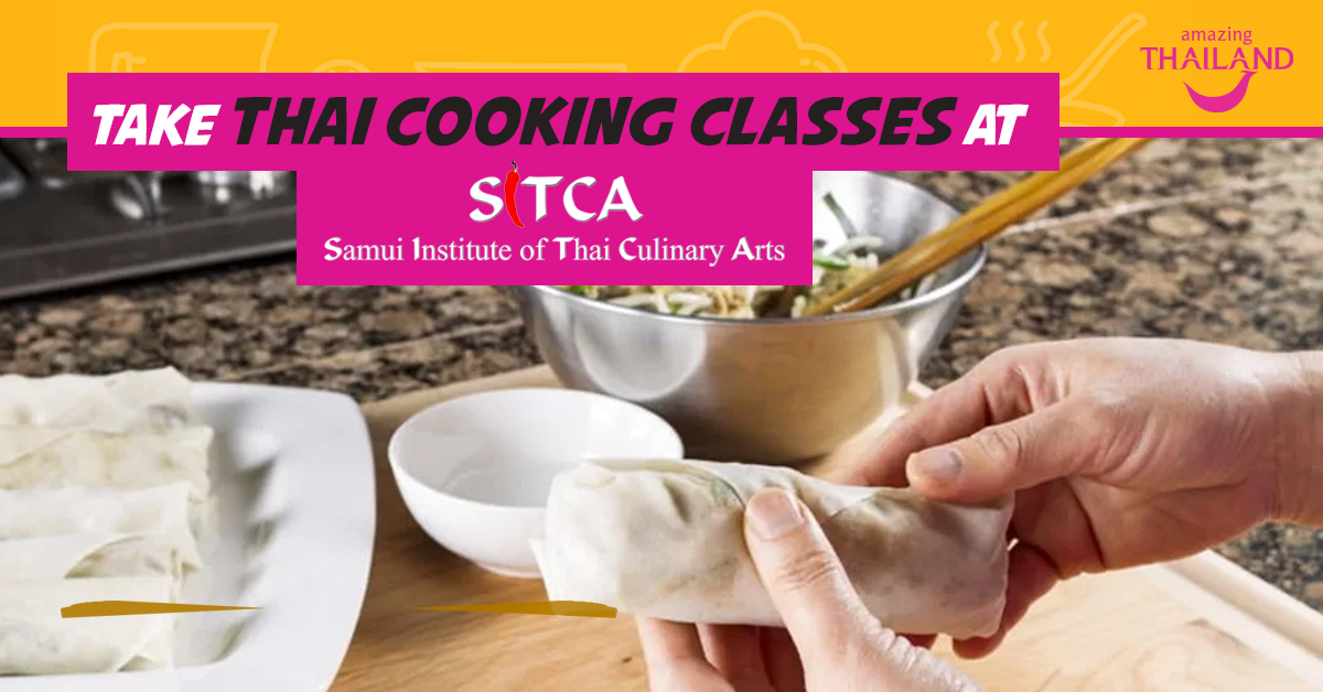 Thai cooking Class at Sitca