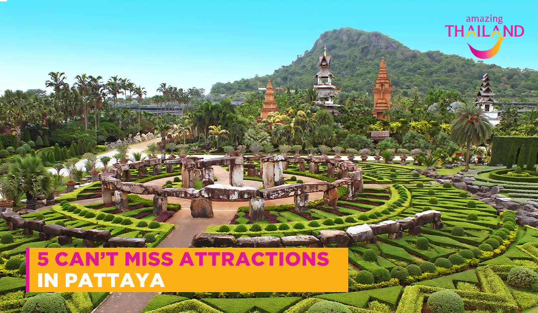 attraction in pattaya you can't miss