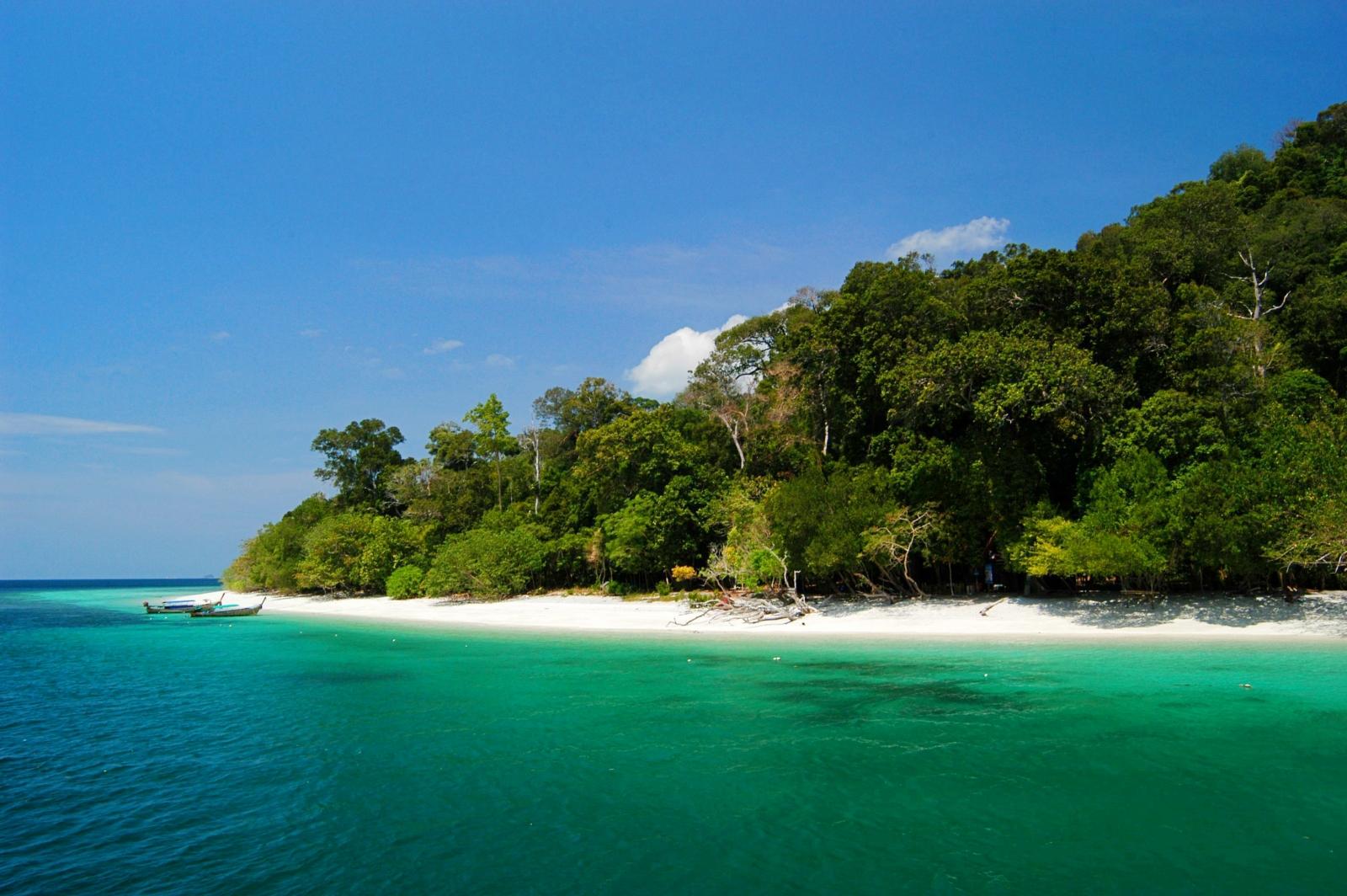 Rawi Island of Tarutao National Park, Satun