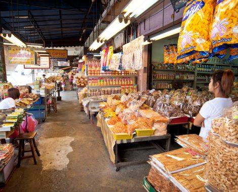 Nong Mon Market, Chon Buri *** Local Caption *** ตลาดหนองมน จังหวัดชลบุรี