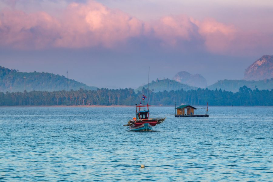 Fishing Villages is located at Phithak Island, Phuket