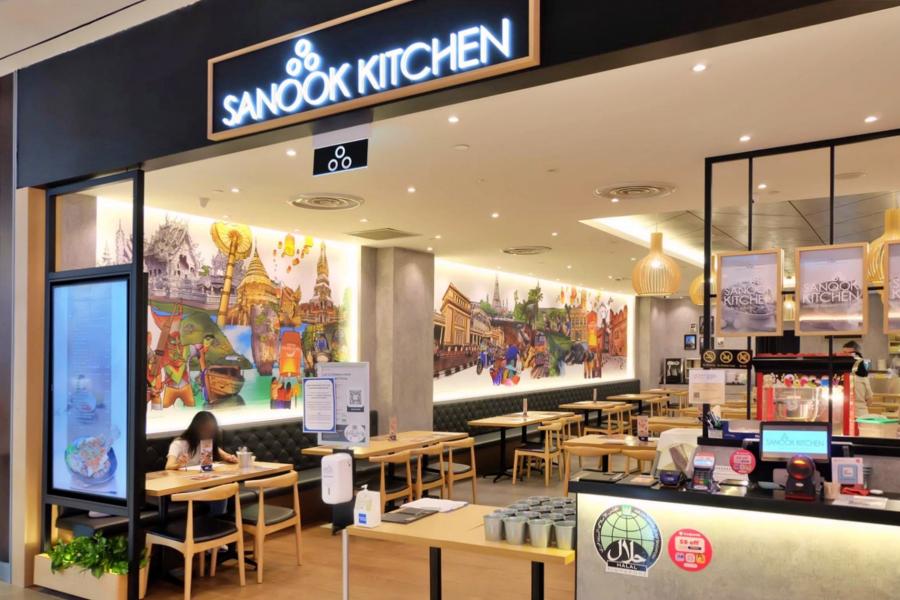 Sanook Kitchen Contest Square Final