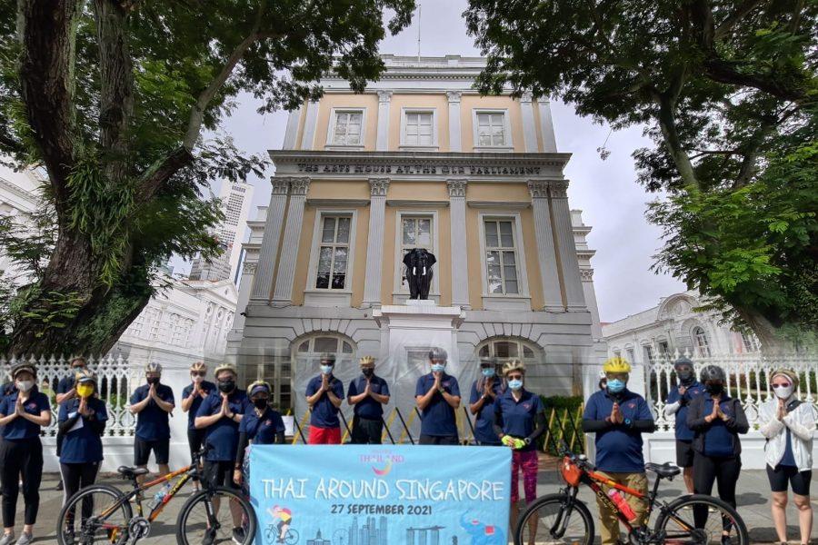 Thai Around Singapore Group Photo