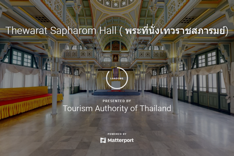 Thailand Virtual Tours Cover
